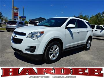 2012 Chevrolet Equinox for sale in Conway, SC