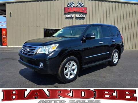 2012 Lexus GX 460 for sale in Conway, SC