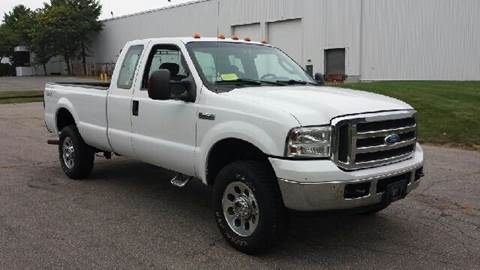 2005 Ford F-350 for sale at Route 106 Motors in East Bridgewater MA