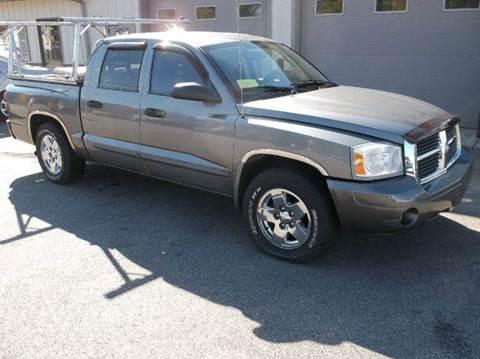 2005 Dodge Dakota for sale at Route 106 Motors in East Bridgewater MA