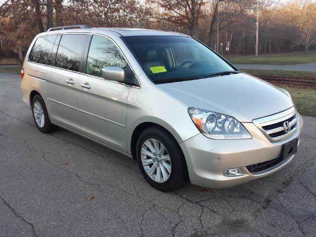 2006 Honda Odyssey Touring W/DVD/NAV   East Bridgewater MA