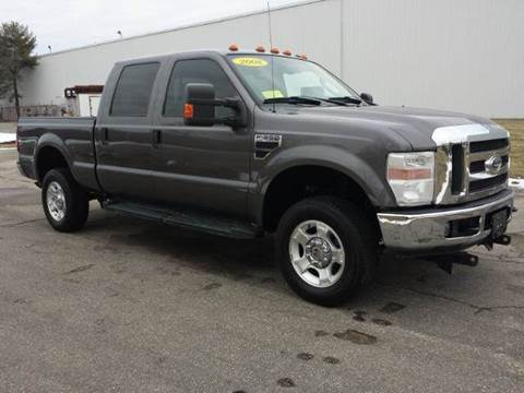 2008 Ford F-350 for sale at Route 106 Motors in East Bridgewater MA