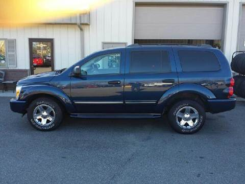 2004 Dodge Durango for sale at Route 106 Motors in East Bridgewater MA