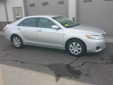 2010 Toyota Camry for sale at Route 106 Motors in East Bridgewater MA
