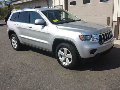 2011 Jeep Grand Cherokee for sale at Route 106 Motors in East Bridgewater MA