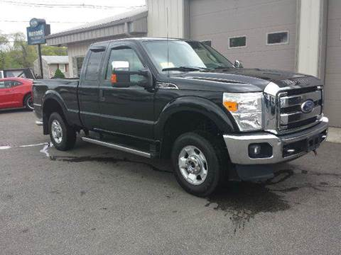 2011 Ford F-250 for sale at Route 106 Motors in East Bridgewater MA