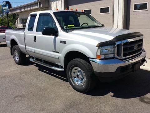 2002 Ford F-250 Super Duty for sale at Route 106 Motors in East Bridgewater MA