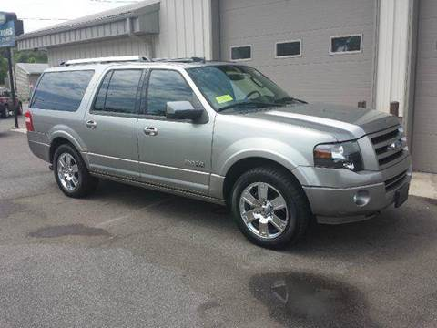 2008 Ford Expedition EL for sale at Route 106 Motors in East Bridgewater MA