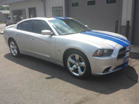 2012 Dodge Charger for sale at Route 106 Motors in East Bridgewater MA