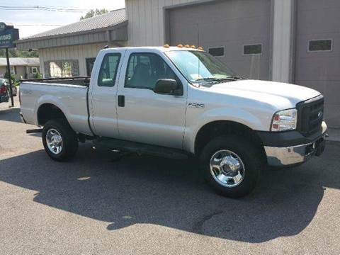 2006 Ford F-350 for sale at Route 106 Motors in East Bridgewater MA