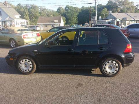 2005 Volkswagen Golf for sale at Route 106 Motors in East Bridgewater MA
