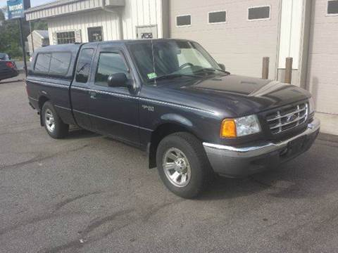 2002 Ford Ranger for sale at Route 106 Motors in East Bridgewater MA
