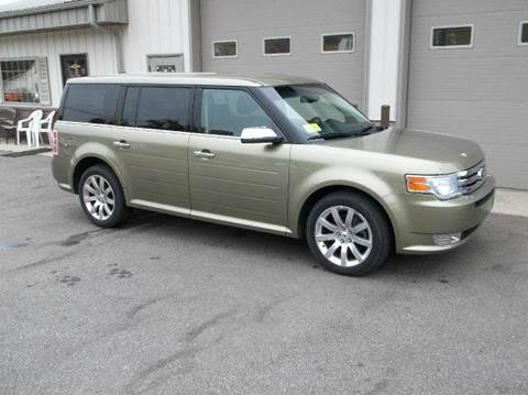 2012 Ford Flex for sale at Route 106 Motors in East Bridgewater MA