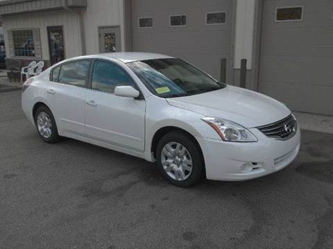 2012 Nissan Altima for sale at Route 106 Motors in East Bridgewater MA