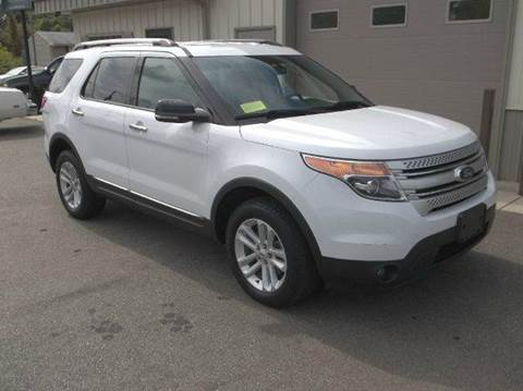2013 Ford Explorer for sale at Route 106 Motors in East Bridgewater MA