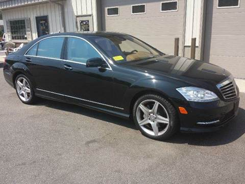 2011 Mercedes-Benz S-Class for sale at Route 106 Motors in East Bridgewater MA