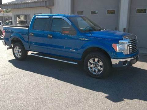 2011 Ford F-150 for sale at Route 106 Motors in East Bridgewater MA