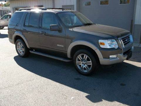 2008 Ford Explorer for sale at Route 106 Motors in East Bridgewater MA