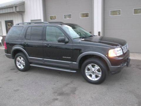 2004 Ford Explorer for sale at Route 106 Motors in East Bridgewater MA
