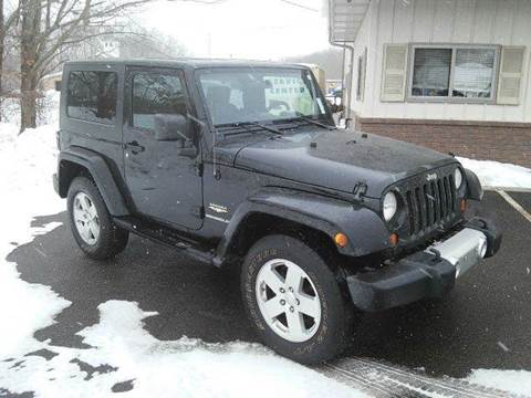 2008 Jeep Wrangler for sale at Route 106 Motors in East Bridgewater MA