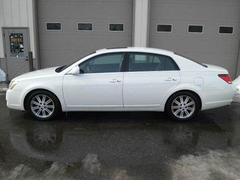 2007 Toyota Avalon for sale at Route 106 Motors in East Bridgewater MA