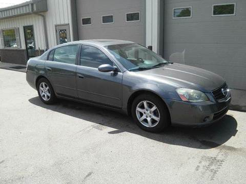 2006 Nissan Altima for sale at Route 106 Motors in East Bridgewater MA
