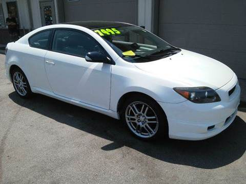 2007 Scion tC for sale at Route 106 Motors in East Bridgewater MA