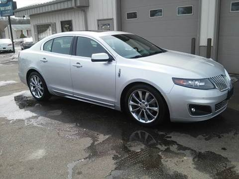2010 Lincoln MKS for sale at Route 106 Motors in East Bridgewater MA