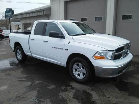 2011 RAM Ram Pickup 1500 for sale at Route 106 Motors in East Bridgewater MA