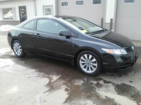 2010 Honda Civic for sale at Route 106 Motors in East Bridgewater MA
