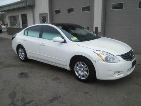 2010 Nissan Altima for sale at Route 106 Motors in East Bridgewater MA