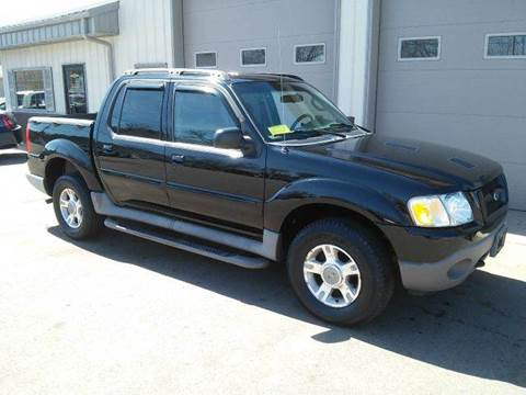 2003 Ford Explorer Sport Trac for sale at Route 106 Motors in East Bridgewater MA
