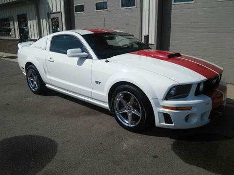2005 Ford Mustang for sale at Route 106 Motors in East Bridgewater MA