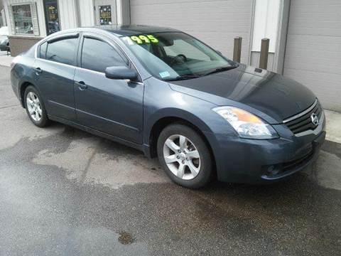 2008 Nissan Altima for sale at Route 106 Motors in East Bridgewater MA