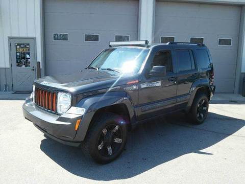 2011 Jeep Liberty for sale at Route 106 Motors in East Bridgewater MA