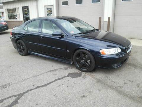 2006 Volvo S60 R for sale at Route 106 Motors in East Bridgewater MA