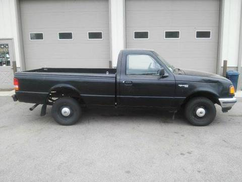 1996 Ford Ranger for sale at Route 106 Motors in East Bridgewater MA