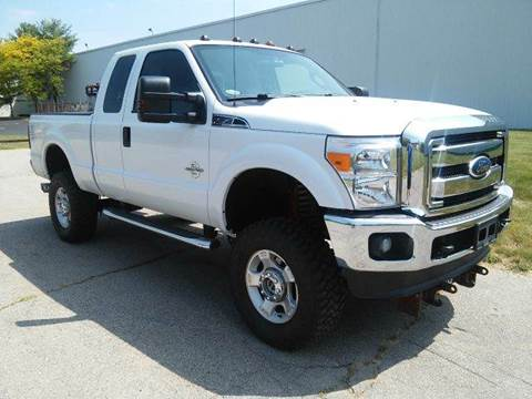 2012 Ford F-350 Super Duty for sale at Route 106 Motors in East Bridgewater MA