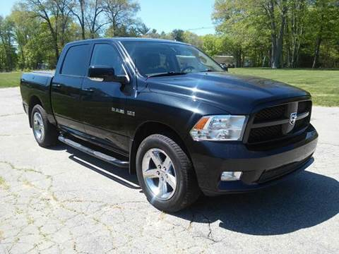 2009 Dodge Ram Pickup 1500 for sale at Route 106 Motors in East Bridgewater MA