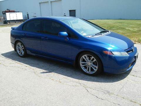 2007 Honda Civic for sale at Route 106 Motors in East Bridgewater MA