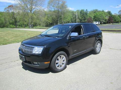 2007 Lincoln MKX for sale at Route 106 Motors in East Bridgewater MA