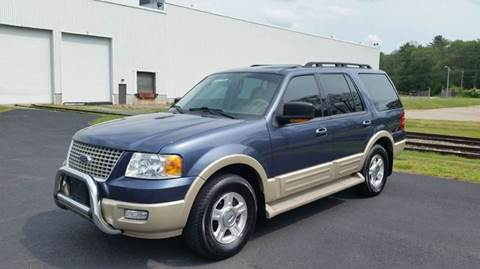 2006 Ford Expedition for sale at Route 106 Motors in East Bridgewater MA