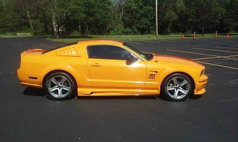 2008 Ford Mustang for sale at Route 106 Motors in East Bridgewater MA