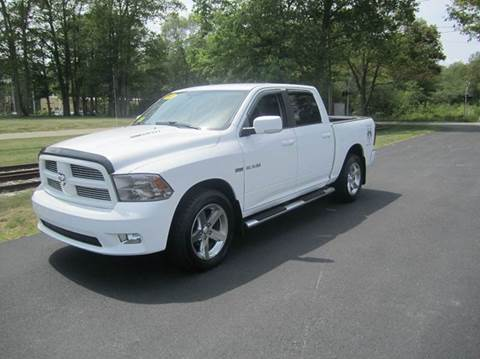 2010 Dodge D150 Pickup for sale at Route 106 Motors in East Bridgewater MA