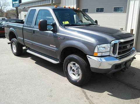 2003 Ford F-350 Super Duty for sale at Route 106 Motors in East Bridgewater MA