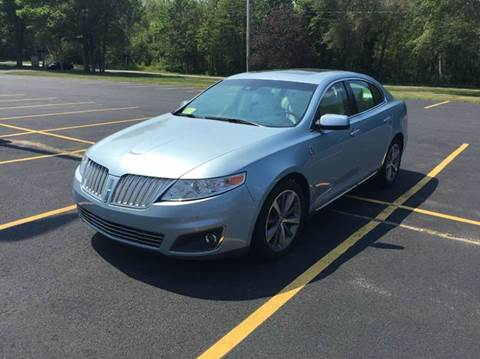 2009 Lincoln MKS for sale at Route 106 Motors in East Bridgewater MA
