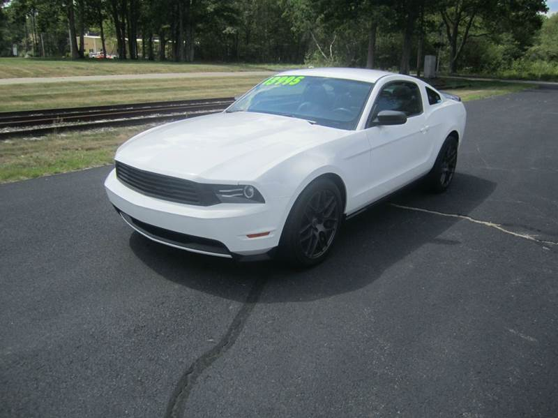 Ford Mustang Vdr Coupe East Bridgewater Ma