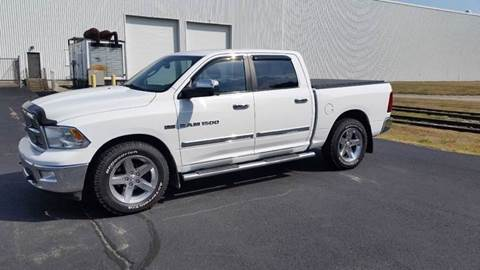 2011 Dodge Ram Pickup 1500 for sale at Route 106 Motors in East Bridgewater MA