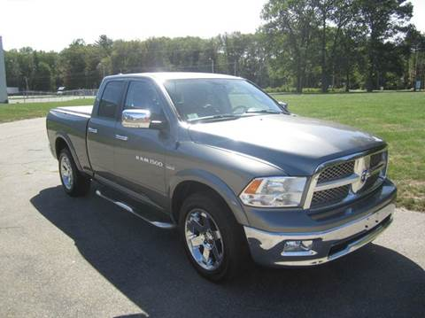 2012 RAM Ram Pickup 1500 for sale at Route 106 Motors in East Bridgewater MA