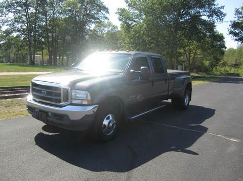 2004 Ford F-350 Super Duty for sale at Route 106 Motors in East Bridgewater MA